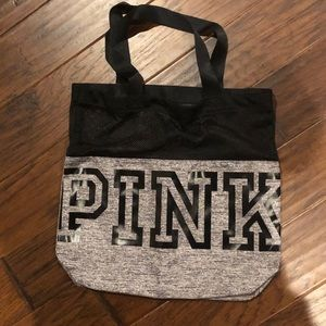 NWOT Victoria's Secret Pink tote bag